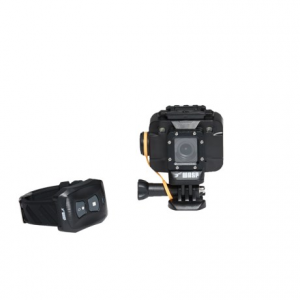 cedar electronics waspcam 9905 digital video camera -  wifi hd- Save 31% Off - CLOSEOUTS . Enjoy the freedom to film, edit and share all your action sports adventures with the WASPcam 9905 action sports camera. It records 1080p high-definition video, takes 12MP photos and has built-in WiFi for live viewing, remote control and instant sharing. Available Colors: BLACK.