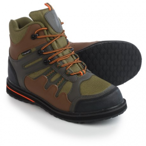 Image of Frogg Toggs Anura Wading Boots - Sticky Rubber Soles (For Men)