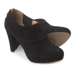 Image of Adrienne Vittadini Pasco Ankle Boots - Suede (For Women)