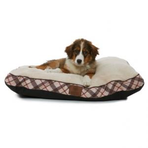 Image of AKC Plush Dog Bed- 36x27?