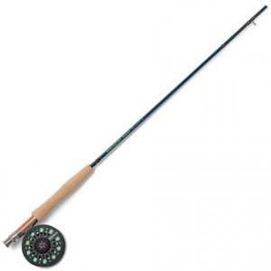 Image of Redington Crosswater Youth Rod and Reel Outfit - 4-Piece, 8?6?