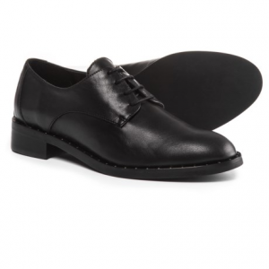 Image of Barbara Barbieri Studded Oxford Shoes - Leather (For Women)