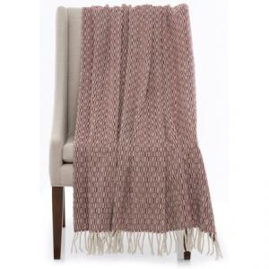 Image of Bambeco Spike Print Wool Throw Blanket - 51x71?