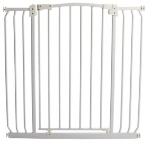 Image of Four Paws Smart Auto-Closing Dog Gate - Extra Wide