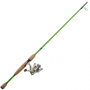 Image of Berkley Trout Dough Spinning Rod/Reel Combo - 2-Piece, 6?6?, Ultralight