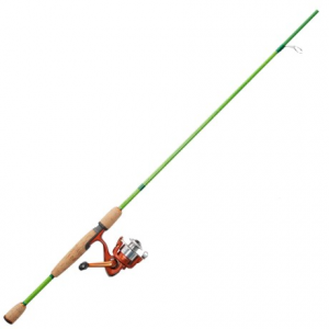 Image of Berkley Trout Dough Spinning Rod/Reel Combo - 2-Piece, 7?, Light