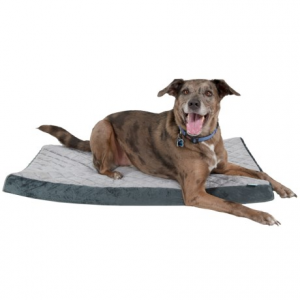 Image of Animal Planet Quilted Orthopedic Dog Crate Mat - 26x40?