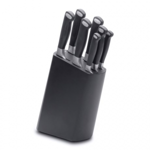 Image of Berghoff Bistro Knife Block - 8-Piece