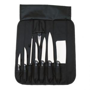 Image of BergHOFF Studio Cutlery Set in Folding Wrap Bag - 9-Piece