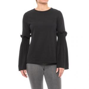 Image of Beach Lunch Lounge Shailene Shirt - Long Sleeve (For Women)