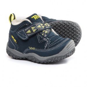 Image of Teva Natoma Sneakers - Suede, Fleece Lined (For Infant and Toddler Boys)