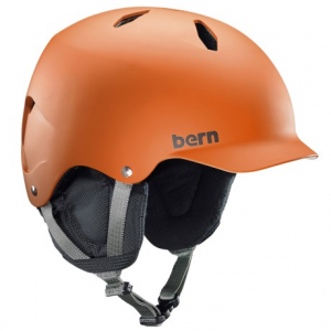 Image of Bern Bandito Thin Shell Ski Helmet (For Big Boys)