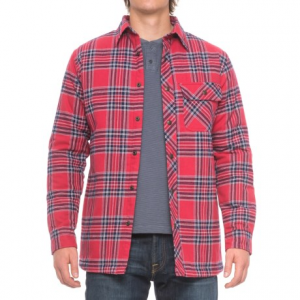 Image of Backpacker Flannel Shirt Jacket (For Men)