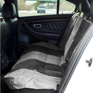 Image of PetEgo Velvet Multi-Fabric Rear Car Seat Cover - 48x52?