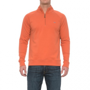 Image of Fish Hippie Rye Creek Sweater - Zip Neck (For Men)