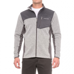 Image of Avalanche Baxter Fleece Sweater - Full Zip (For Men)