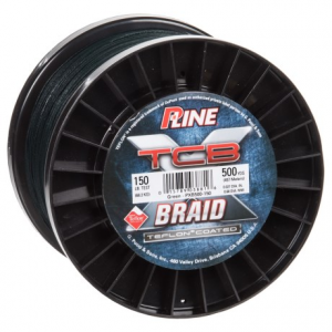 Image of P-Line TCB Teflon-Coated Braided Fishing Line - 150 lb., 500 yds.