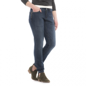Image of dish denim Hiking Jeans (For Women)