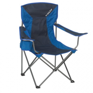 kelty essential mesh camp chair- Save 33% Off - CLOSEOUTS . Backyard barbecues, campfire evenings, summer music festivals -- youand#39;ll be ready for it all with Keltyand#39;s Essential mesh camp chair. Itand#39;s made from hardy polyester fabric with a durable steel frame and a quick-drying mesh seat. The arms and drink holder all adjust so you can kick back in customized comfort anywhere you go. Available Colors: BLUE, NAVY BLUE.