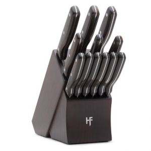 Image of Hampton Forge Norwood Knife Block Set - 13-Piece