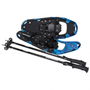 Image of Komperdell Expedition 25 Snowshoes and Pole Set