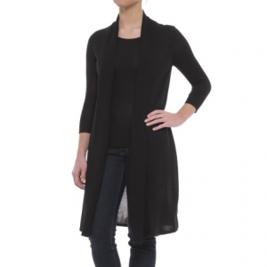 Image of B Collection by Bobeau Layered Cardigan Sweater (For Women)
