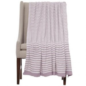 Image of Bella Lux Woven Stripe Throw Blanket - 50x60?