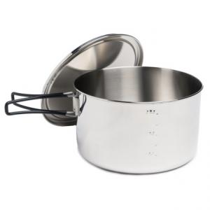 Image of Edelrid Stainless Steel Ardor Big Pot - 3.8L