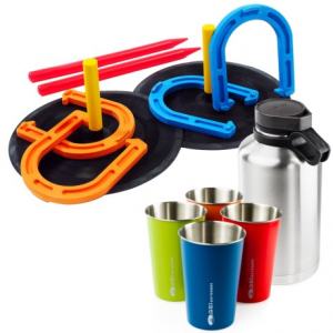 Image of GSI Outdoors Beer Kit with Horseshoe Set
