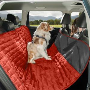 Image of Kurgo Loft Dog Hammock Car Seat Cover