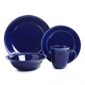 Image of American Atelier Earthenware Dinnerware Set - 16-Piece
