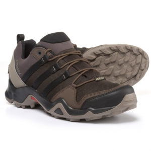 Image of adidas outdoor Terrex AX2R Gore-Tex(R) Hiking Shoes - Waterproof (For Men)