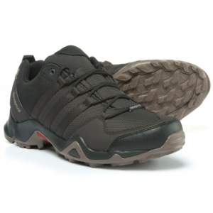 Image of adidas outdoor AX2 ClimaProof(R) Hiking Shoes - Waterproof (For Men)