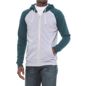 Image of Threads 4 Thought Malibu Zip Hoodie (For Men)