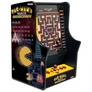 Image of Bandai Namco Pac-Man Arcade Party Game - Bar Top