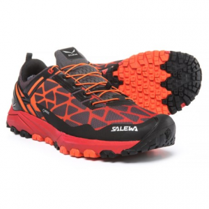 Image of Salewa Multi Track Gore-Tex(R) Trail Running Shoes - Waterproof (For Men)