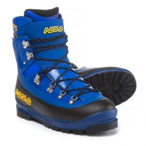 Image of Asolo AFS Evoluzione Mountaineering Boots - Thermoplastic Shell, Liner (For Men)