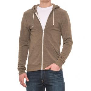 Image of Alternative Apparel Rocky Eco-Fleece Hoodie (For Men)