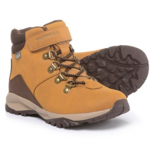 Image of Merrell Alpine Hiking Boots (For Boys)