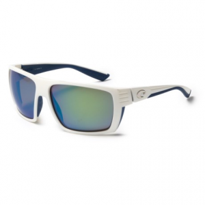 Image of Costa Hamlin Sunglasses - Polarized 400G Glass Mirror Lenses