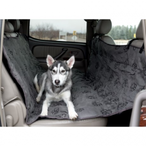 Image of Guardian Gear Paw Print Hammock Car Seat Cover