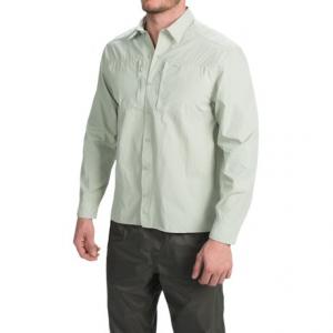 Image of Allen Fly Fishing Exterus Streamer Fishing Shirt - UPF 30+, Long Sleeve (For Men)