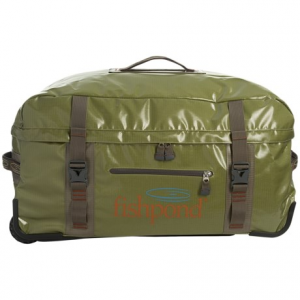 Image of Fishpond Westwater Large Rolling Luggage Duffel Bag