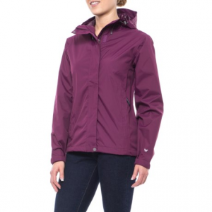 white sierra cloudburst trabagon rain jacket - waterproof (for women)- Save 41% Off - CLOSEOUTS . White Sierra's Cloudburst Trabagon rain jacket offers heavyweight waterproof protection in a featherweight package you can tuck into your pack and hardly know it's there. Available Colors: ASPEN GOLD, LEAF, PINK PUNCH, TIGER, NAUTICAL BLUE, PISTACHIO, BLACK, CORAL RED, SCUBA, SPRUCE GREEN, WHITE, LIPSTICK, SAPPHIRE, WATERFALL, FADED LIME, ROSE VIOLET, BLUEFISH, PURPLE RAIN, GREENERY, HORIZON BLUE, PINK SUNSET, HABISCUS, VIVID GREEEN, DARK VIOLET, CHOCALATE, 26, STONE, PERIBLUE, GRAPE, FIR, SILVER GREY, WATERMELLON, CLEAR WATER, 34, BLUE RADIANCE, FLUORITE GREEN, DARK PURPLE. Sizes: S, M, L, XL, 2XL.