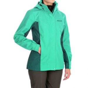 marmot palisades gore-tex(r) performance shell jacket - waterproof (for women)- Save 69% Off - CLOSEOUTS . Designed to overcome extreme conditions, Marmot's Palisades jacket battles wet weather with a powerful Gore-Texand#174; Performance Shell. When the temperatures try to slow you down, this versatile layer features Zippin compatibility, which allows you to zip in your favorite Marmot insulating layer for extra warmth. Available Colors: BLACK, TAHOE BLUE/CLASSIC BLUE, ROCKET RED, SKYLINE BLUE, CHIVE, CAYENNE, WINE, RUSSET ORANGE, ROCKET RED/TEAM RED, BLUE SEA/MOSAIC BLUE, BRIGHT GRASS/DARK GRASS, LIPSTICKDARK ROSE, VIBRANT PURPLE/DEEP PURPLE, CHERRY TOMATO, GATOR, GEM BLUE, GLACIER GREY, GREEN ENVY/LEAF, ARCTIC NAVY, DARK RASPBERRY, GREEN GARNET, CELTIC/DEEP TEAL, CORAL SUNSET, DEWDROP/ROYAL NIGHT, MAGENTA/DARK PURPLE. Sizes: XS, S, M, L, XL, 2XS, 2XL.