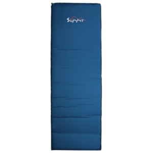 alps mountaineering summit sleeping pad - self-inflating- Save 46% Off - CLOSEOUTS . Enjoy many camping seasons with this ALPS Mountaineering Summit sleeping pad. Self-inflating nylon pad has PVC dot bottom to keep pad from sliding while you sleep. Available Colors: GREEN, BLUE.