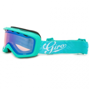 giro charm snowsport goggles (for women)- Save 45% Off - CLOSEOUTS . Perfect for smaller faces, Giro's Charm snowsport goggles have an anti-fog coated, thermoformed cylindrical lens and venting to ensure visibility. Available Colors: GLOSS BLACK/PERSIMMON BOOST 48, GLOSS GREEN/ROSE SILVER 30, MATTE WHITE/ROSE SILVER 30, PURPLE/PERSIMMON BOOST 50, AUBERGINE POLYGONE/ROSE SILVER 30, TITANIUM POLYGONE/ROSE SILVER 30, LIGHT BLUE HAND HERRINGBONE/ROSE SILVER 30, WHITE TIK/ROSE SILVER 30, BLUE COLOR BLOCK/ROSE SILVER 30, TITANIUM SCOUT/ROSE SILVER 30, BLACK PEARL SANS/ROSE SILVER 30, TITAMIUM SCOUT/PERSIMMON BOOST 52, BLACK COLOR BARS/ROSE SILVER, AQUA/TURQUOISE/PERSIMMON BOOST.
