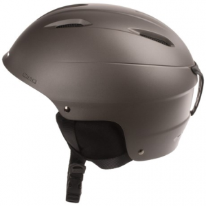 giro bevel ski helmet- Save 38% Off - CLOSEOUTS . Giro's Bevel ski helmet boasts nine vents to keep your head cool and your goggles fog-free, and the In-Form fit system lets you dial in the perfect fit. Available Colors: MATTE WHITE BLOCK LETTERS, MATTE BLACK, MATTE TITANIUM, MATTE BLUE. Sizes: L, M, S.