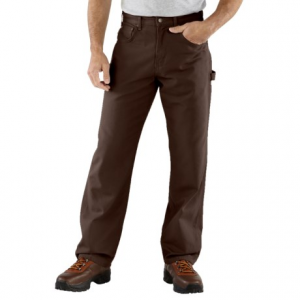 Image of Carhartt Carpenter Jeans - Loose Fit, Factory Seconds (For Men)