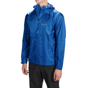 marmot mica membrain(r) strata jacket - waterproof (for men)- Save 43% Off - CLOSEOUTS . When every ounce counts go for Marmot's Mica MemBrainand#174; Strata jacket. The ultralight fabric is waterproof and breathable to ensure comfort in any weather and stuffs into it's own pocket for easy packing. Available Colors: GARGOYLE, BRIGHT GRASS, MARS ORANGE, GREEN ENVY, GLACIER GREY, GREEN LIME, ATOMIC BLUE, SUNSET ORANGE, BLACK, CINDER, CEYLON BLUE, BLUE NIGHT. Sizes: S, M, L, XL, XS, 2XL.